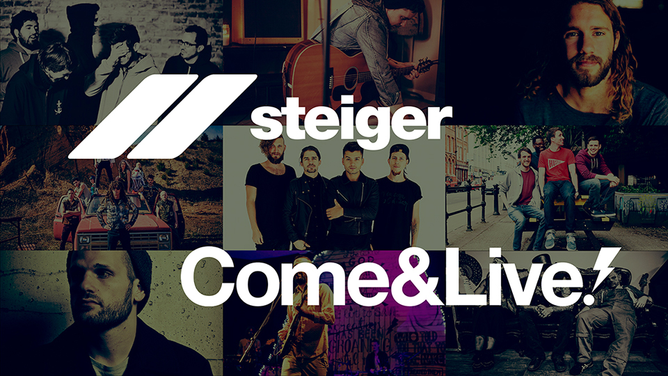 Come&Live! is now a Steiger ministry